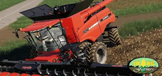 Photo of FS19 – Caseih Axial-Flow 240 Usa Series V1