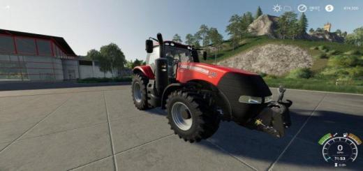 Photo of FS19 – Caseih Magnum Tractor