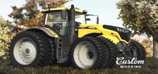 Photo of FS19 – Challenger 1000 Vario Tractor V1