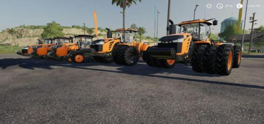 Photo of FS19 – Challenger Tractor Pack