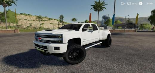 Photo of FS19 – Chevy 3500 Duramax V1
