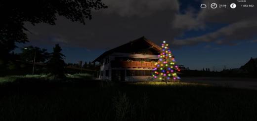 Photo of FS19 – Christmas Tree