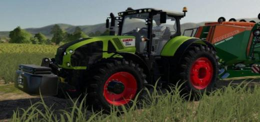 Photo of FS19 – Claas Axion 900 Tractor