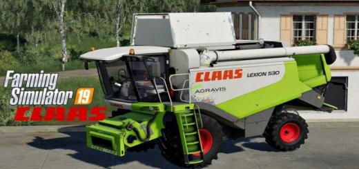 Photo of FS19 – Claas Lexion 530 Harvester V1.1