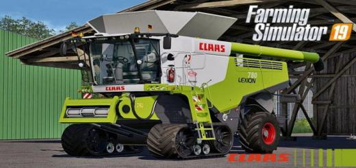 Photo of FS19 – Claas Lexion 780 Full Pack V2