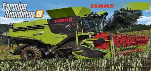 Photo of FS19 – Claas Lexion 795 Monster Limited Edition V1