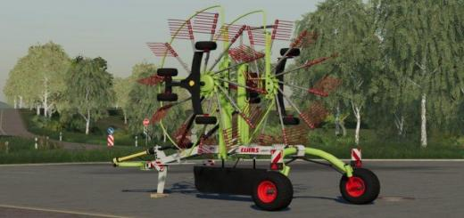 Photo of FS19 – Claas Liner 2700 V1