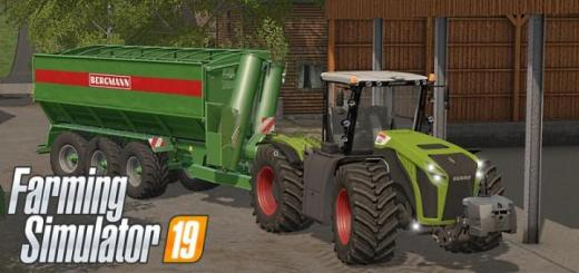 Photo of FS19 – Claas Xerion 5000 Tractor V1