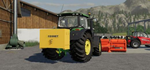 Photo of FS19 – Cosnet Weight V1