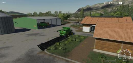 Photo of FS19 – Country Fields Map V1.1
