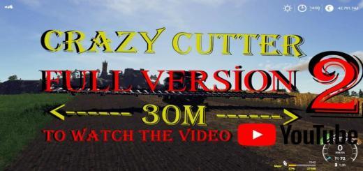 Photo of FS19 – Crazy Cutter Capello Diamanths8 Full Version V1