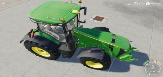 Photo of FS19 – Css John Deere 8R Real Sound V1.0.2