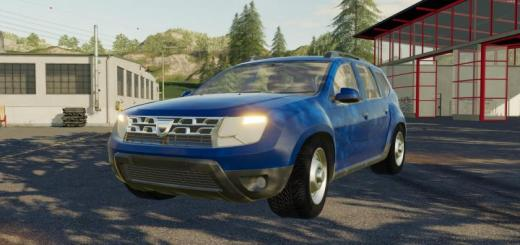 Photo of FS19 – Dacia Duster 2015 Dci V1