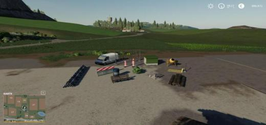 Photo of FS19 – Decoration From Fs17 Teil3 V1