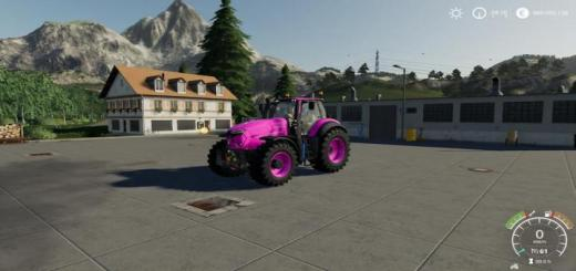 Photo of FS19 – Deutz Series 9 Snu Edition V1