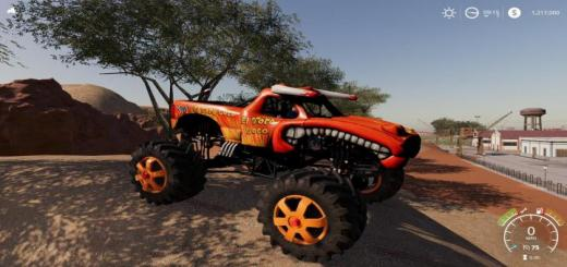 Photo of FS19 – El Toro Loco Monster Truck V1