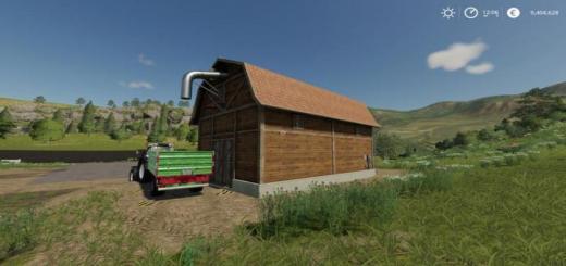 Photo of FS19 – Extended Barn V1.1