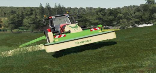 Photo of FS19 – Externe Modder Krone Easy Cut F V1