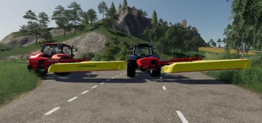 Photo of FS19 – Externe Modder Pottinger Novacat 402 V1