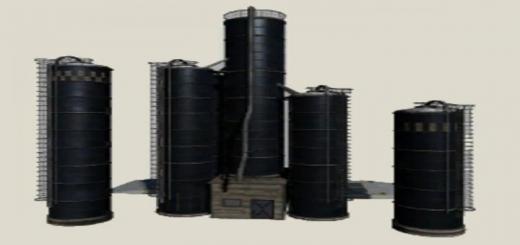 Photo of FS19 – Farm Silo Pack Placeable V1.0