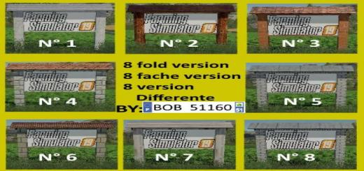Photo of FS19 – Farming Simulator Panels V1
