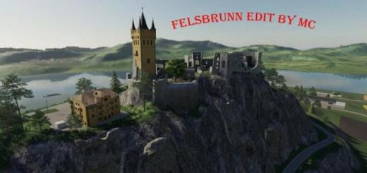 Photo of FS19 – Felsbrunn Map Edit By Mc