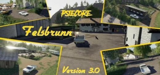 Photo of FS19 – Felsbrunn Umbau – Multiplayer Fahig V3