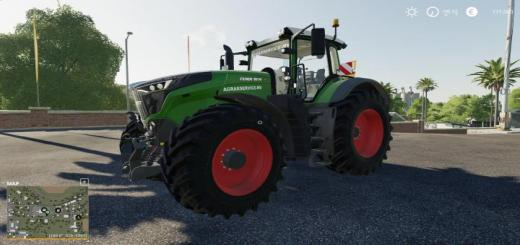 Photo of FS19 – Fendt 1000 Im Agrarservice-Mv Desing V1