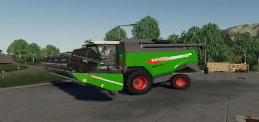 Photo of FS19 – Fendt 6275L Harvester V1.0.2.0