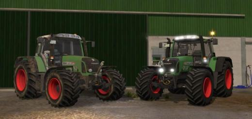Photo of FS19 – Fendt 800 Vario Tms Tjerk V1