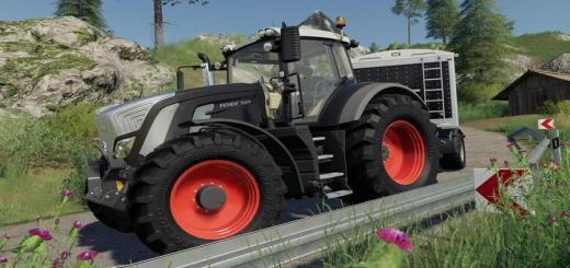 Photo of FS19 – Fendt 900 Black Beauty V1