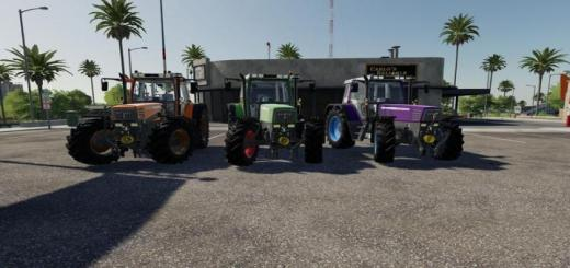 Photo of FS19 – Fendt Favorit 509C – 520C V1