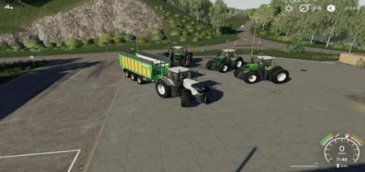 Photo of FS19 – Fendt Vario 1000 Power V1.0.5