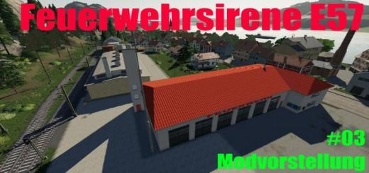 Photo of FS19 – Feuerwehrsirene V2