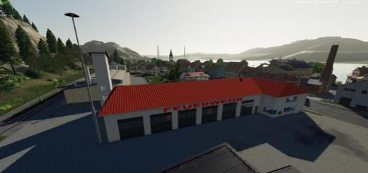 Photo of FS19 – Fire Station V2