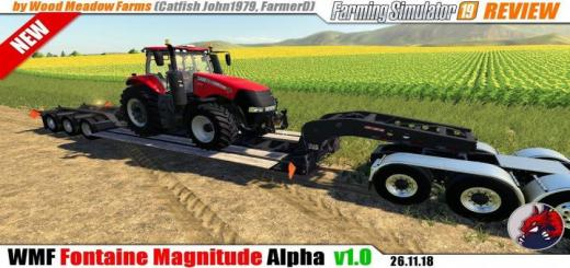 Photo of FS19 – Fontaine Magnitude By Ratedt Fixed V1
