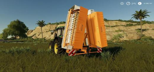 Photo of FS19 – Gallignani Jb Sb 2000 Mk Ii V1