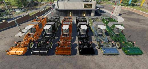 Photo of FS19 – Grimme Varitron 470 Gamling Edition V1.0.0.1
