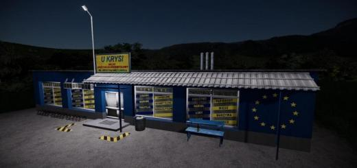 Photo of FS19 – Grocery Store V1