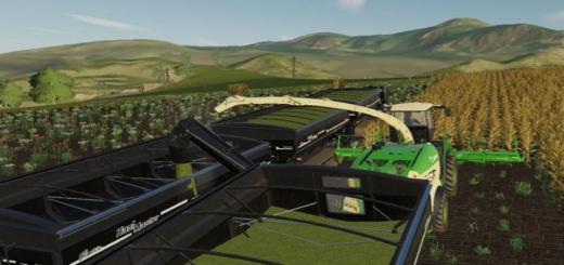 Photo of FS19 – Haul Master Multifruit With Trailer Coupling V1