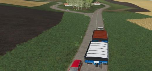 Photo of FS19 – Haul Master With Trailer Coupling V1