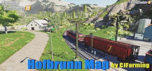 Photo of FS19 – Hofbrunn Map V1.3
