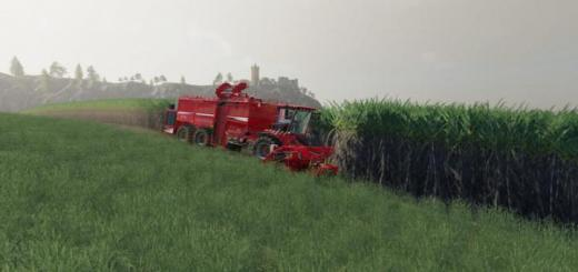 Photo of FS19 – Holmer Terra Dos T4 + Holmer Hr12 For Sugarcane V1