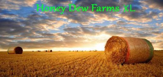 Photo of FS19 – Honey Dew Farms Xl Map V1