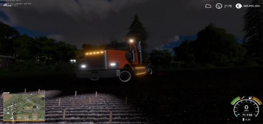 Photo of FS19 – Hulk Semi By Nasir V1