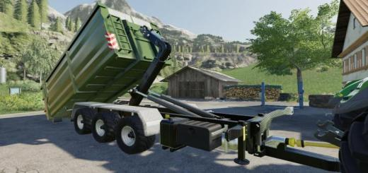 Photo of FS19 – Itrunner Pack V1