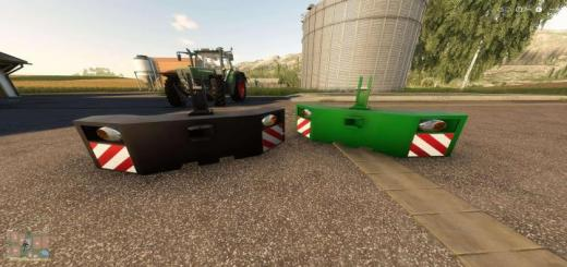 Photo of FS19 – Jacobsens Weights V1