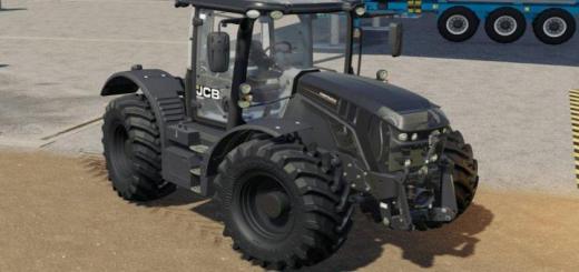 Photo of FS19 – Jcb 4220 Black Edition V1