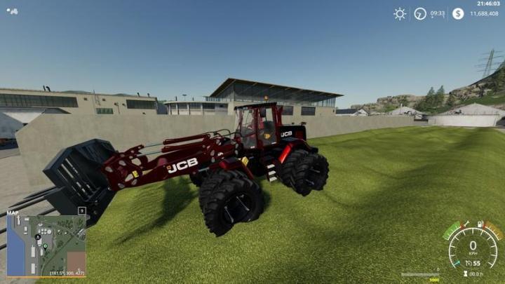 FS19 - Jcb 435 Siloboss V1.2