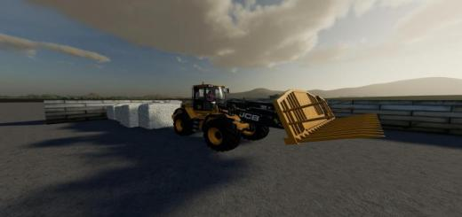 Photo of FS19 – Jcb 435S 23.8 Ton Lift V1